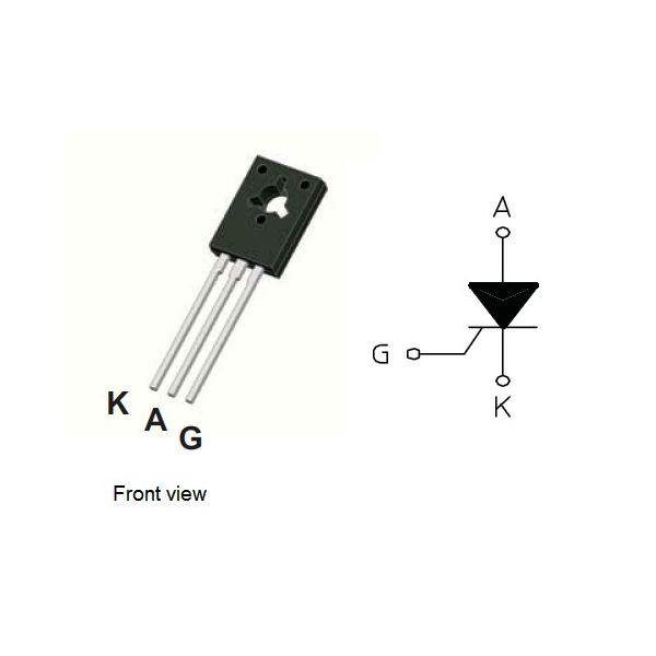 Circuito Com Scr Tic 106 : Como hacer una alarma láser casera muy fácil rogerbit