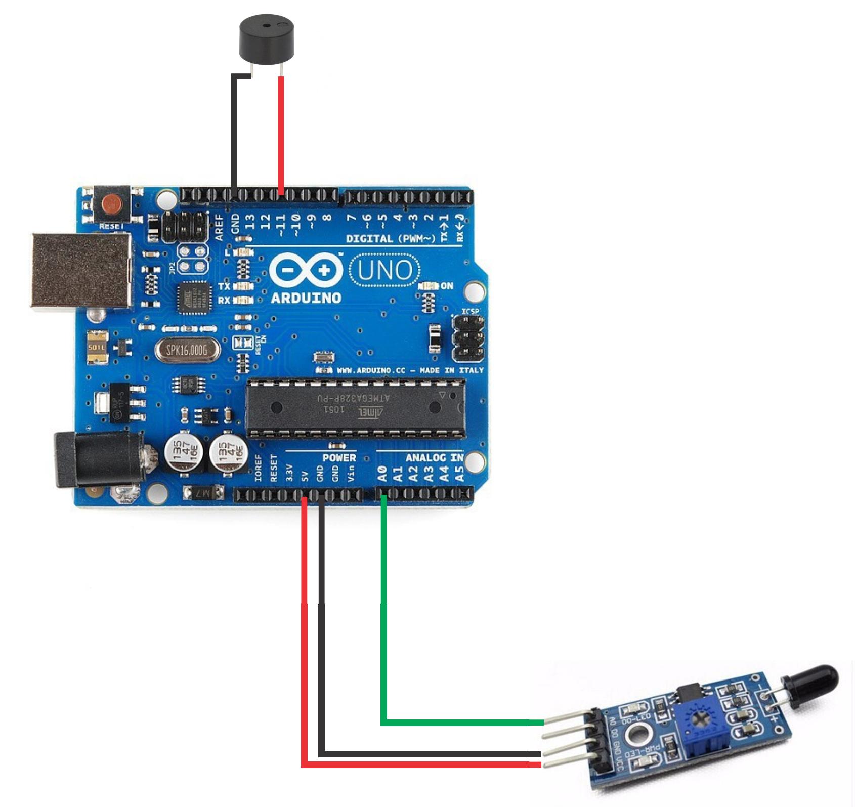 Sensor de luz sensor foto lm393 para Arduino y Raspberry Pi con ejemplo-Sketch
