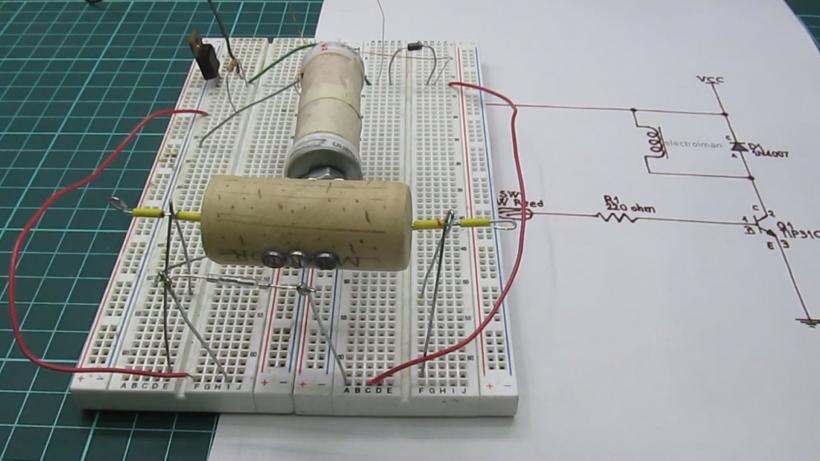 Como hacer un motor casero con un corcho y otros - Hacer sorbetes caseros ...