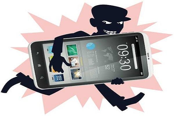 celular robado fotos