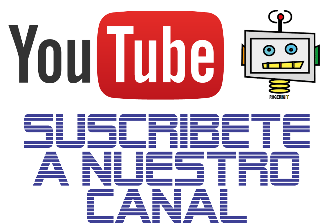 SUSCRIBETE A NUESTRO CANAL DE YOUTUBE, TUTORIALES GRATIS